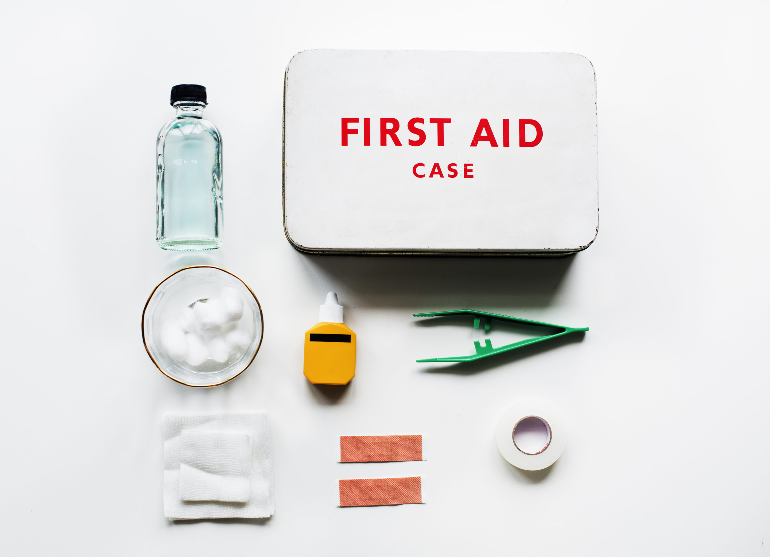 Your First Aid Kit: What do you need for your workplace?